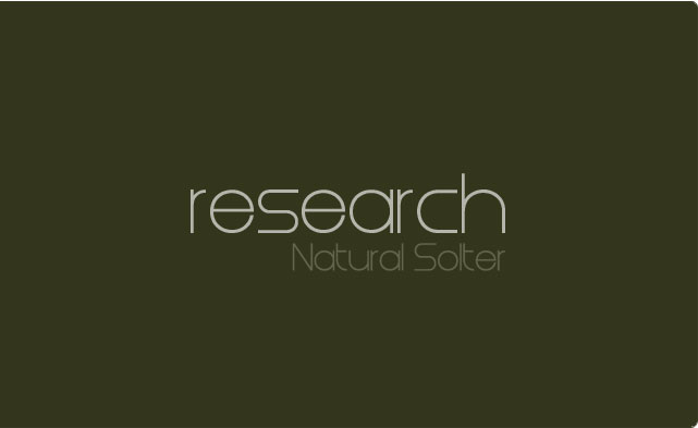 Manufacturers natural cosmetics and ecological cosmetics. NATURAL SOLTER